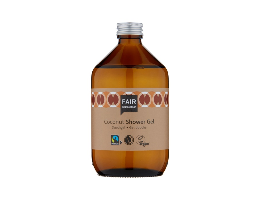 Shower Gel - Coconut - Zero Waste - 500ml