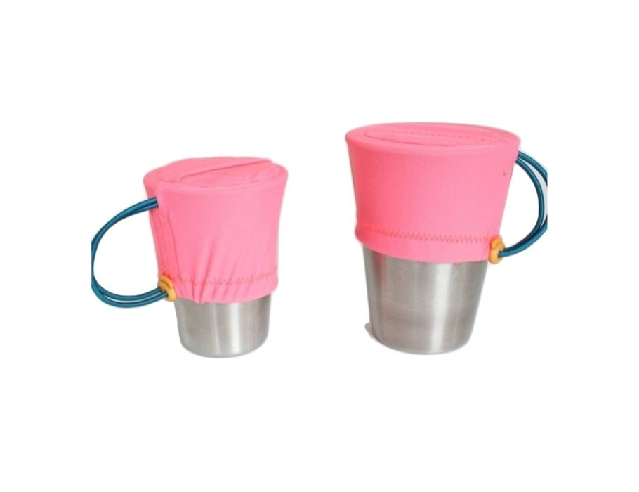 Snack Cup Cover Coral
