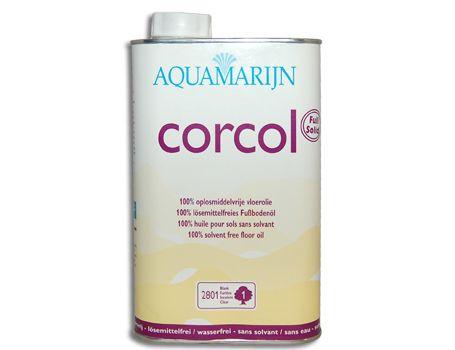 Corcol vloerolie 1L - kleur
