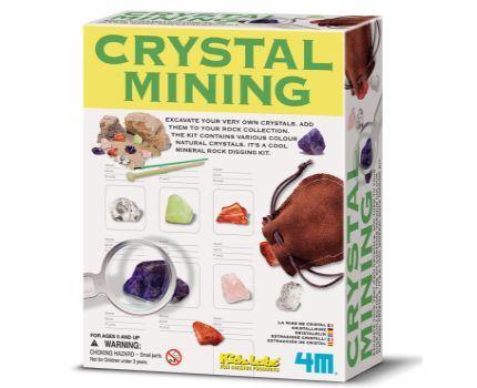 Leer alles over mijnbouw