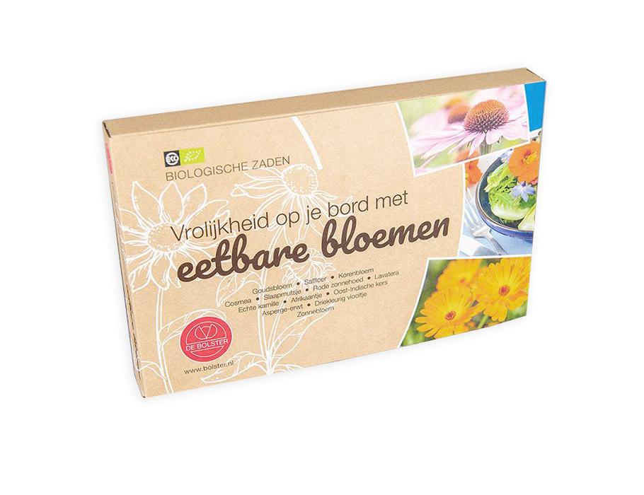 Zadenpakket - Eetbare Bloemen
