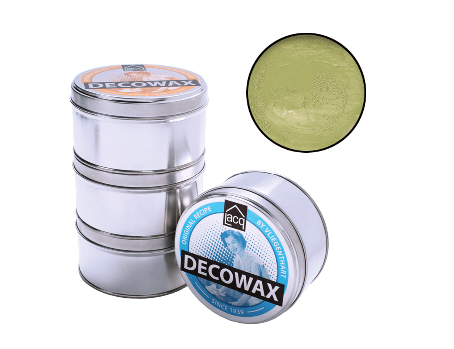 Boenwas Decowax - Antique Green