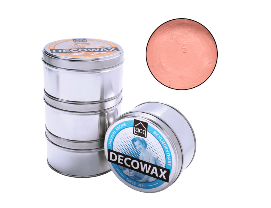 Boenwas Decowax - Antique Pink