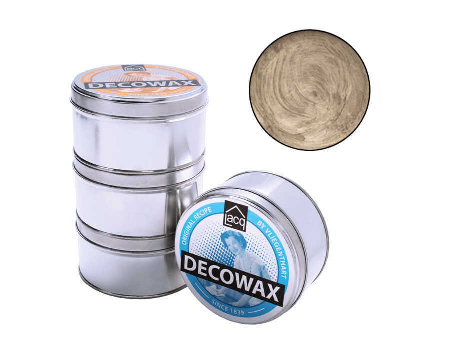 Boenwas Decowax - Metallic Bronze