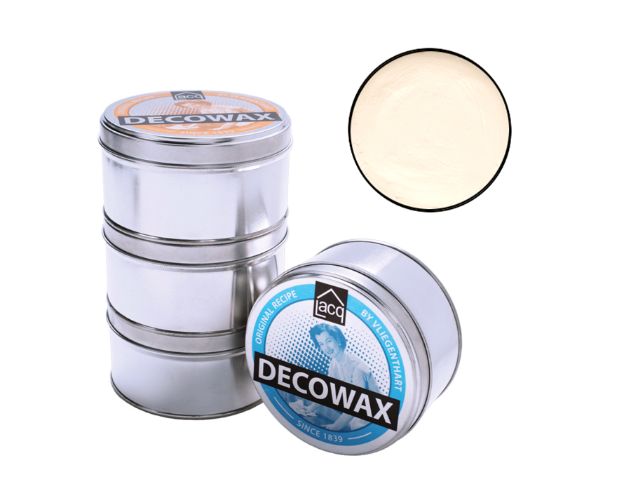 Boenwas Decowax - Chalky White
