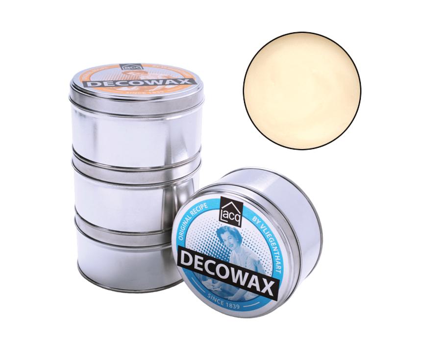 Boenwas Decowax - Kleurloos
