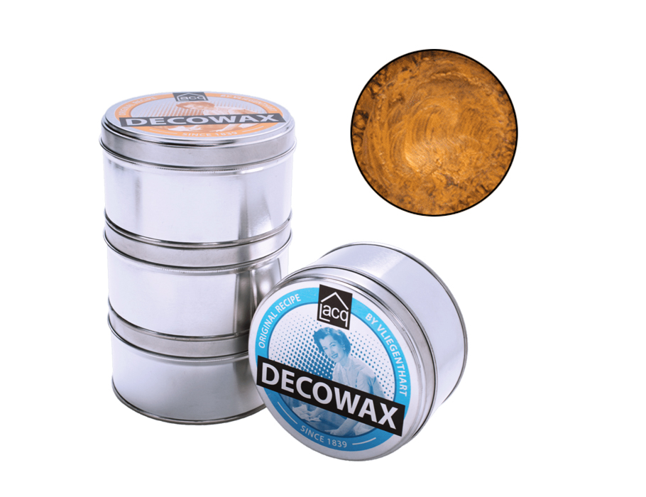 Boenwas Decowax - Metallic Gold
