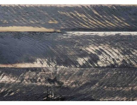 Wandbekleding hout Deep Space
