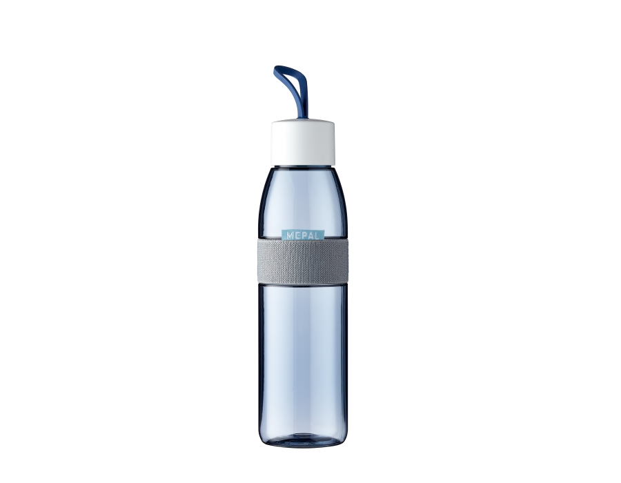 Waterfles ellipse 500 ml - Nordic denim