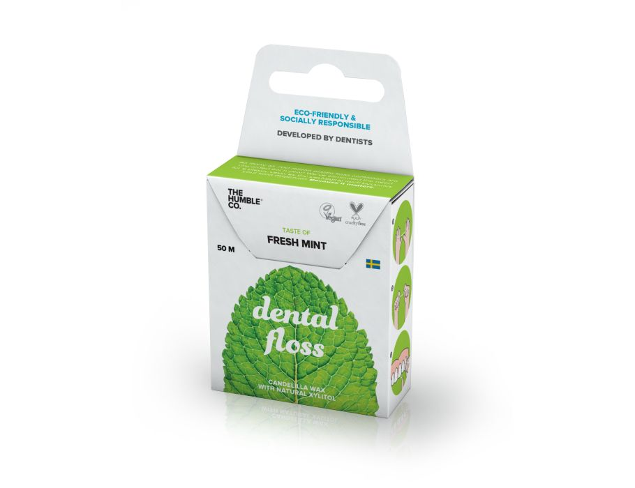 Dental Floss Fresh Mint