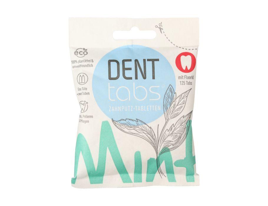 Denttabs Tandenpoets tabletten - 125st