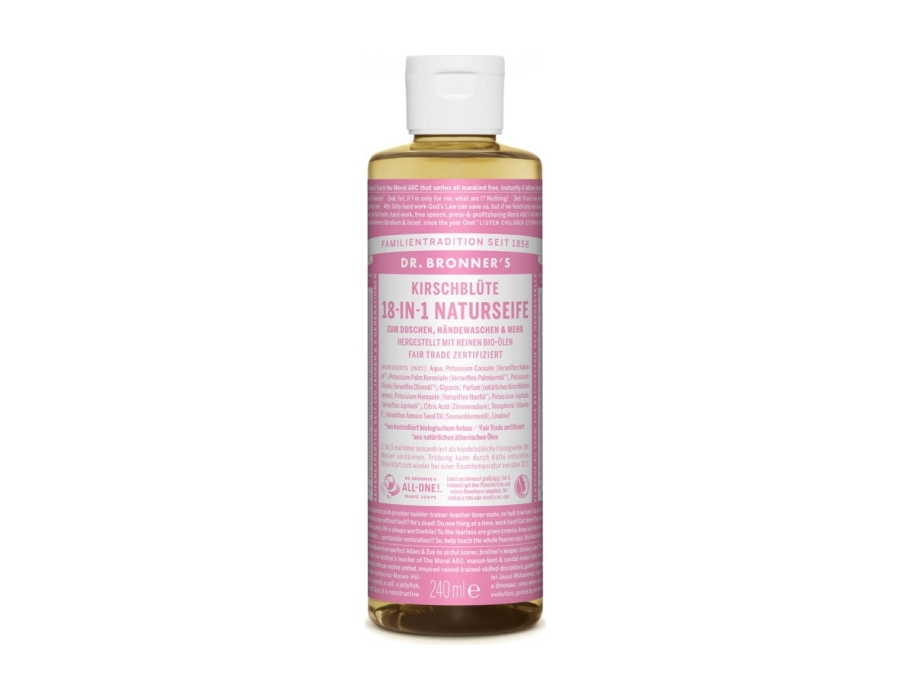 Liquid Soap - Cherry Blossom - 240 ml