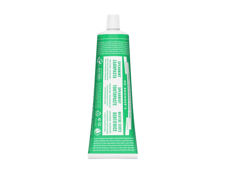 Zahnpasta - Spearmint - ohne Fluorid
