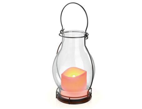 Glazen tafel lamp Deco dream