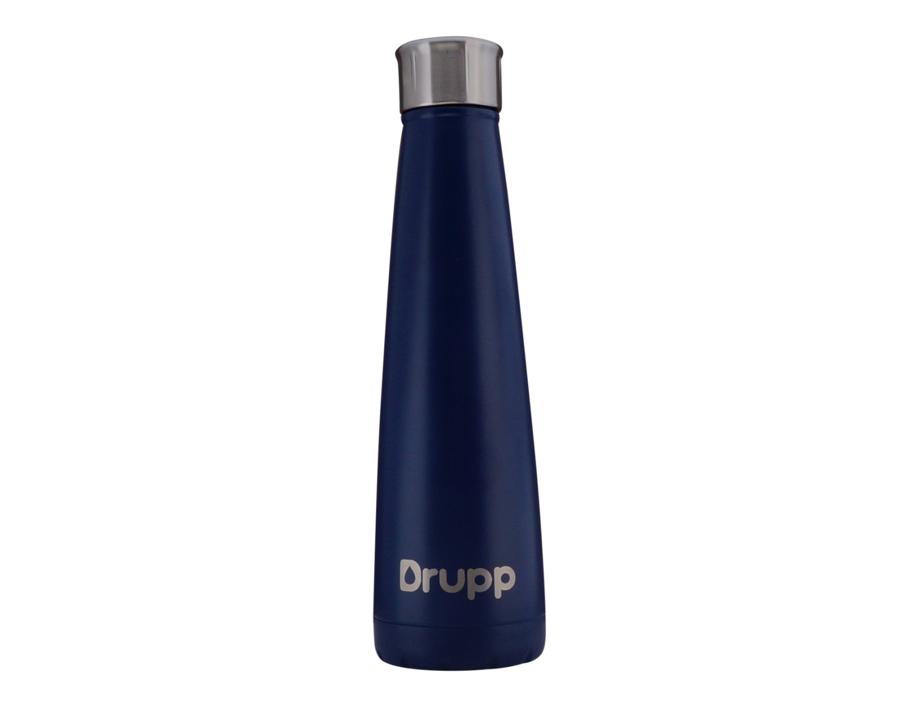 Drupp luxe thermosfles blauw