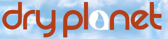 Dry Planet logo