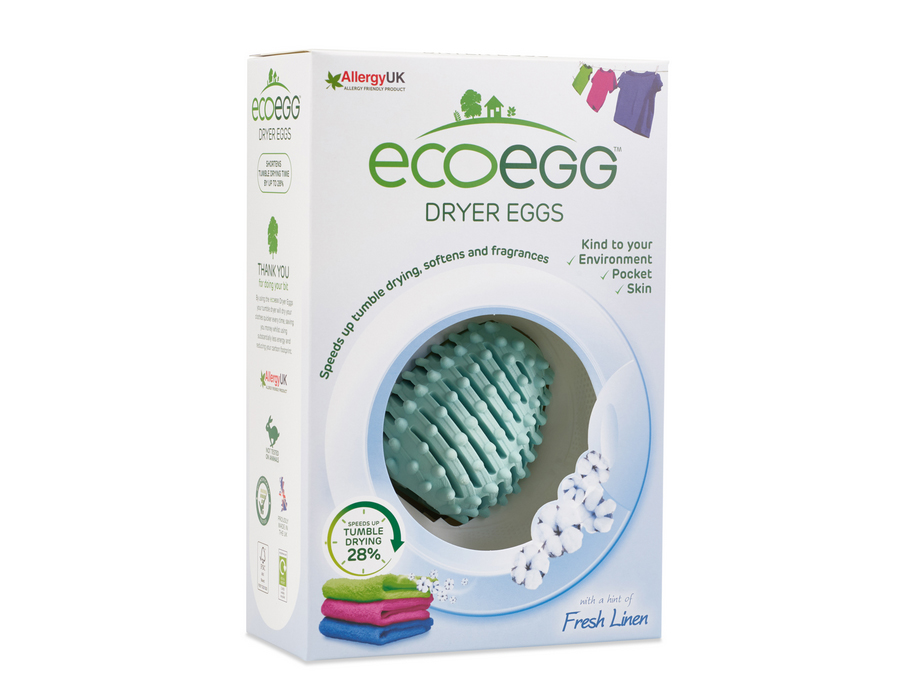 Dryer Egg Soft Cotton