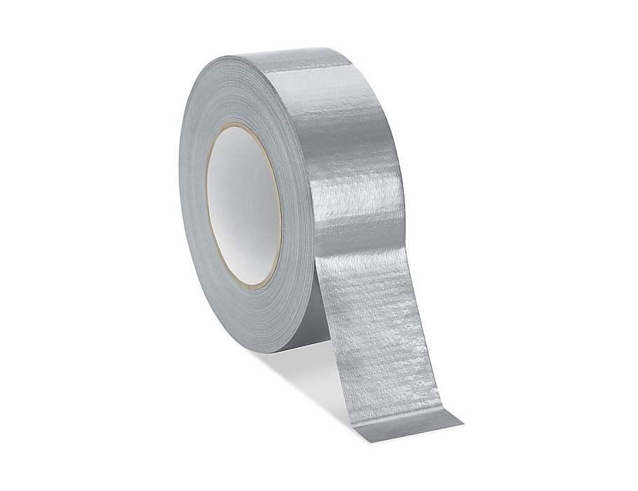Duct tape - voor verpakken van asbest