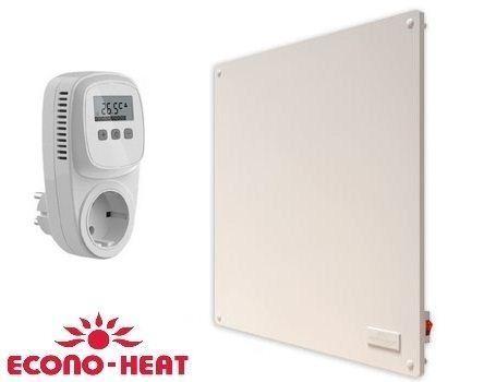 Elektrische verwarming met laag verbruik