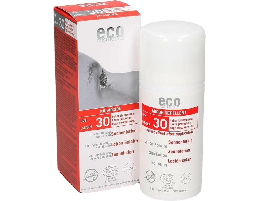 Zonnebrand crème anti-mug 30
