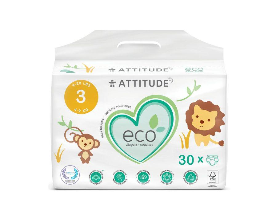 Luiers Wegwerp Eco 3 (4-9kg)