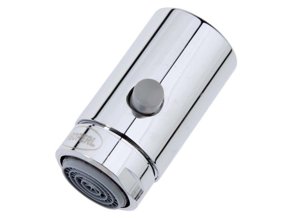 Ecobooster Instelbare knop M22 Kraan