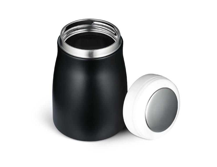 Food Container - 500 ml - Zwart
