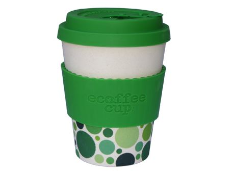 Ecoffee cup - biologisch afbreekbaar - Gaia