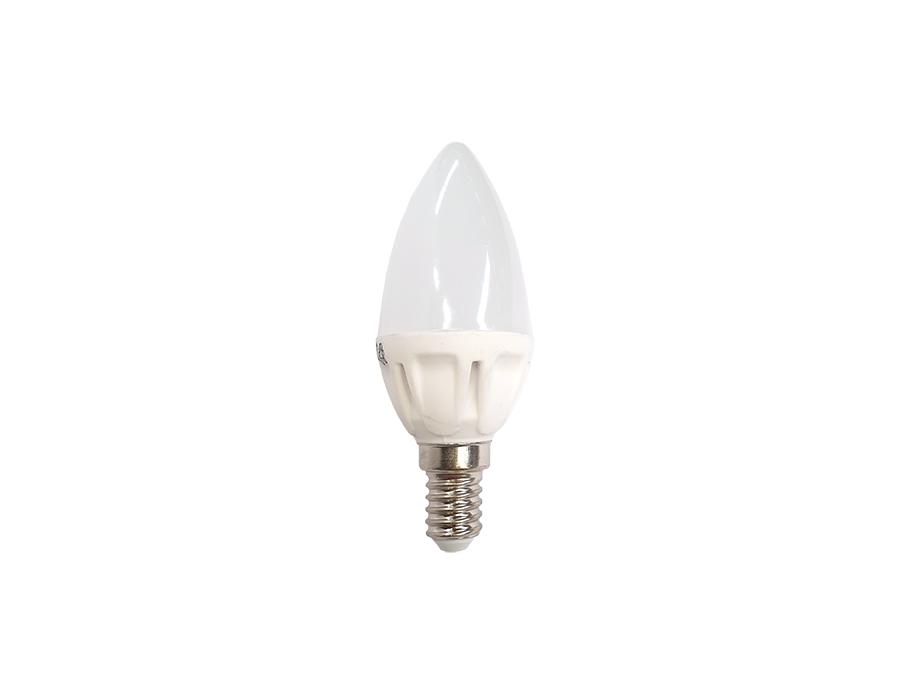 Ledlamp - E14 - 240 lm - 2700k - kaars - mat