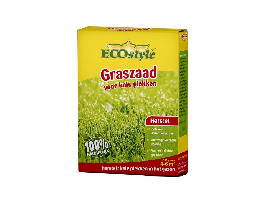 Graszaad voor kale plekken - herstel (1kg)