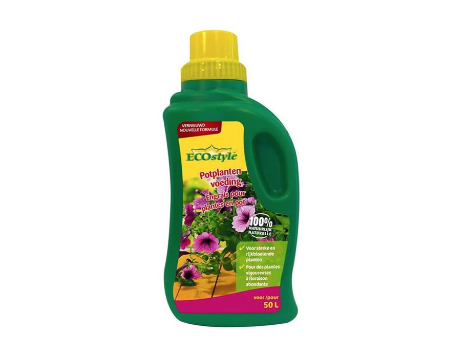 Plantenvoeding - potplanten
