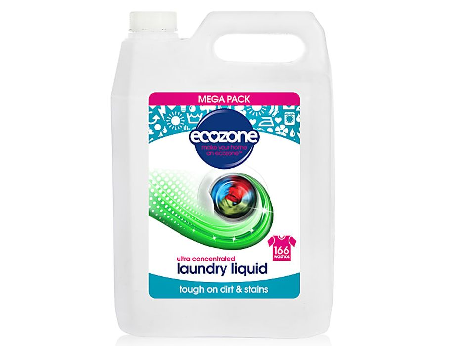 Ecozone Ultra Concentrated Bio Laundry Liquid - Flüssigwaschmittel 5L