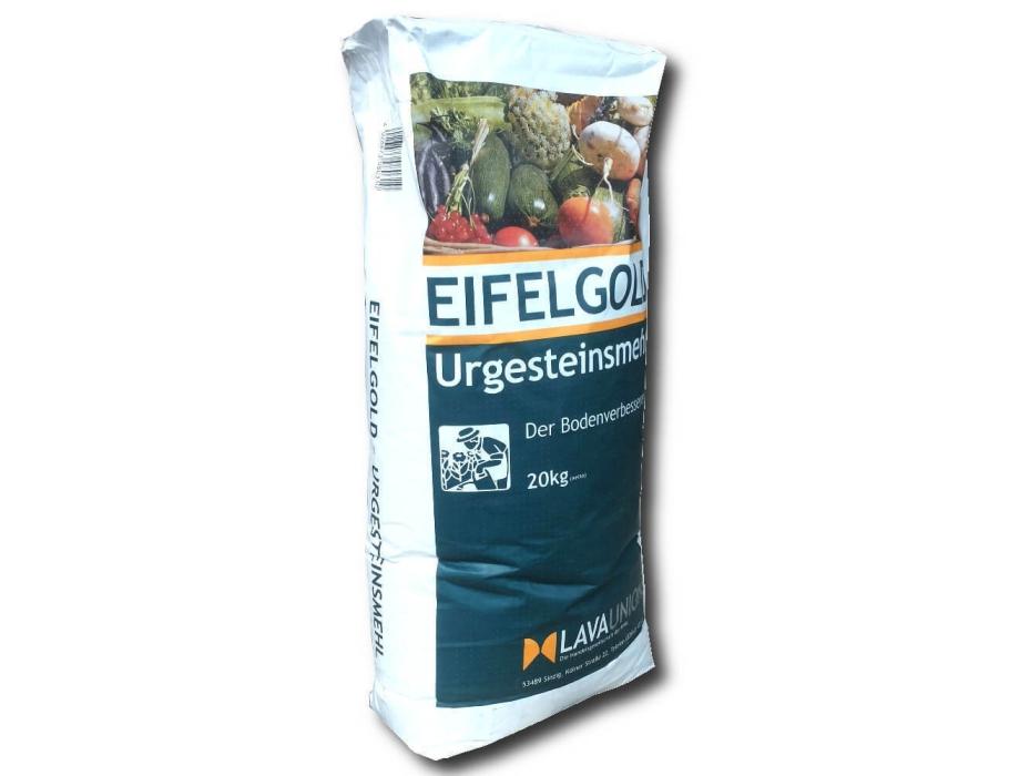 Eifelgold Lavameel - 20kg - voor wormentoren