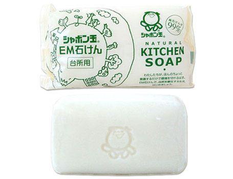 EM X Gold Keuken zeep uit Japan