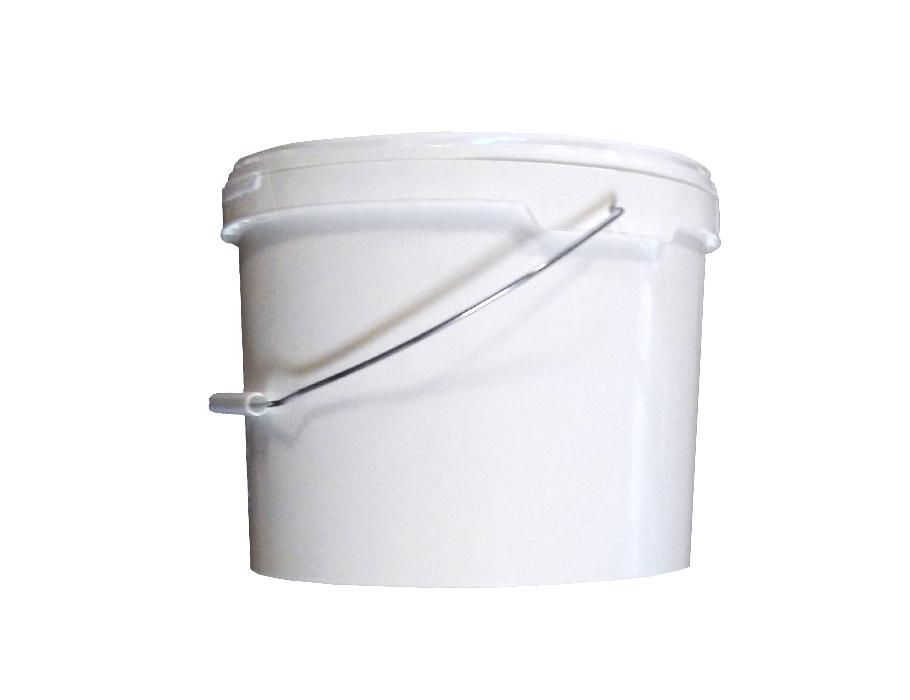 Verf emmer met deksel 10L
