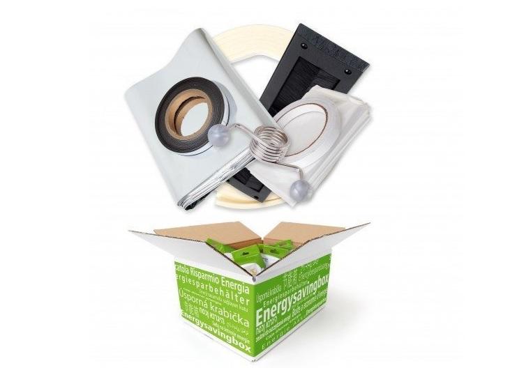 Energiebespaarbox - Gasbesparing