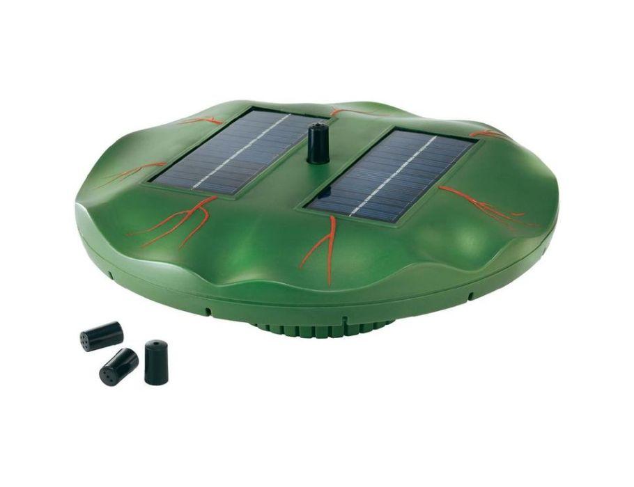 Solarteichpumpe