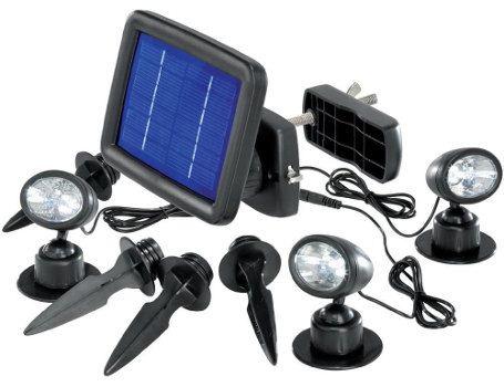 Gartenleuchten Solarenergie