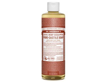 Dr. Bronner - 944 ml - Liquid Soap - Eucalyptus