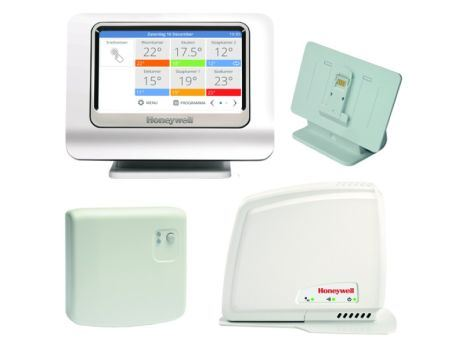 Evohome wifi thermostaat - modulerend