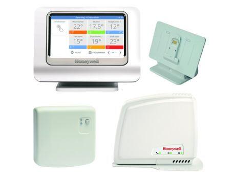 Evohome wifi thermostaat - aan/uit
