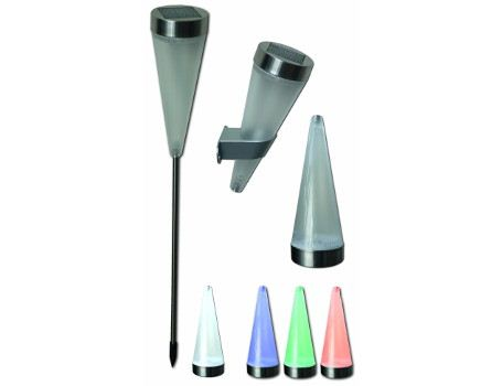 3-in-1 solar tuinlamp flamengo