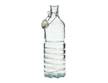 Fles met beugelsluiting 1,5L in kado verpakking