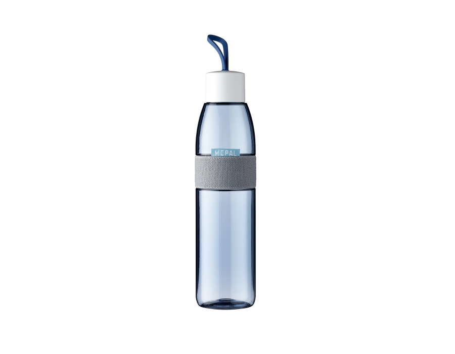 Waterfles ellipse 700 ml - Nordic denim