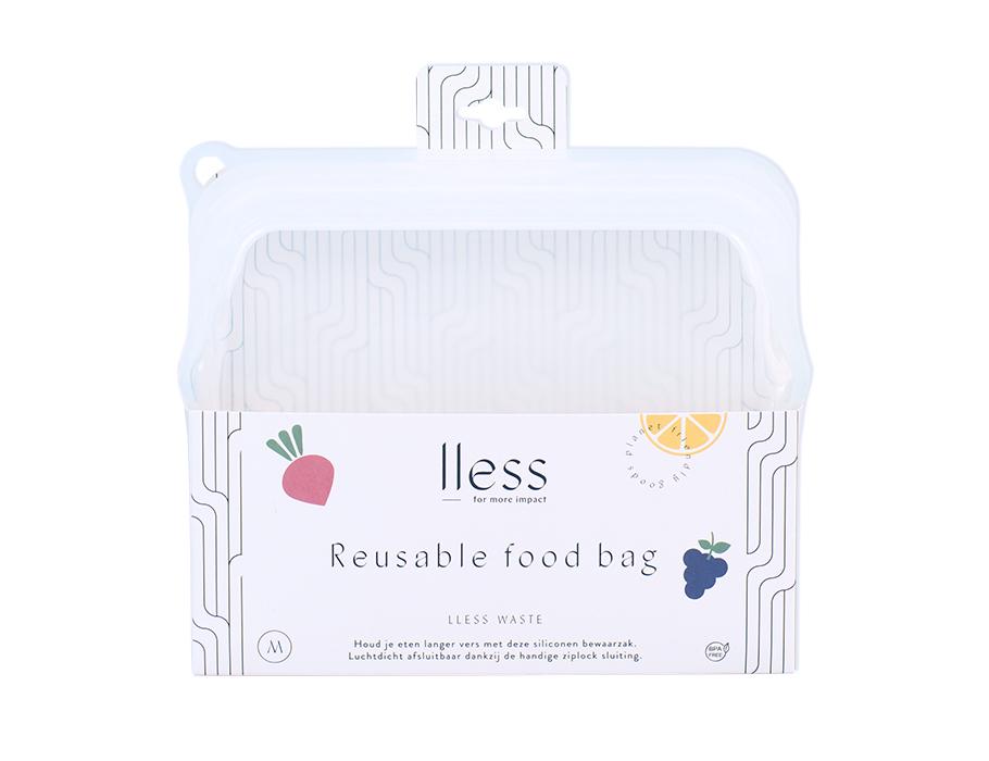 Reusable Food Bag - Medium - 470 ml