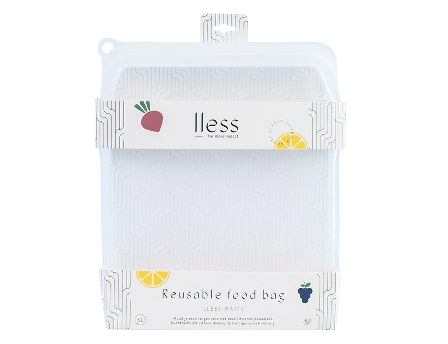Reusable Food Bag - Extra Large - 1960 ml
