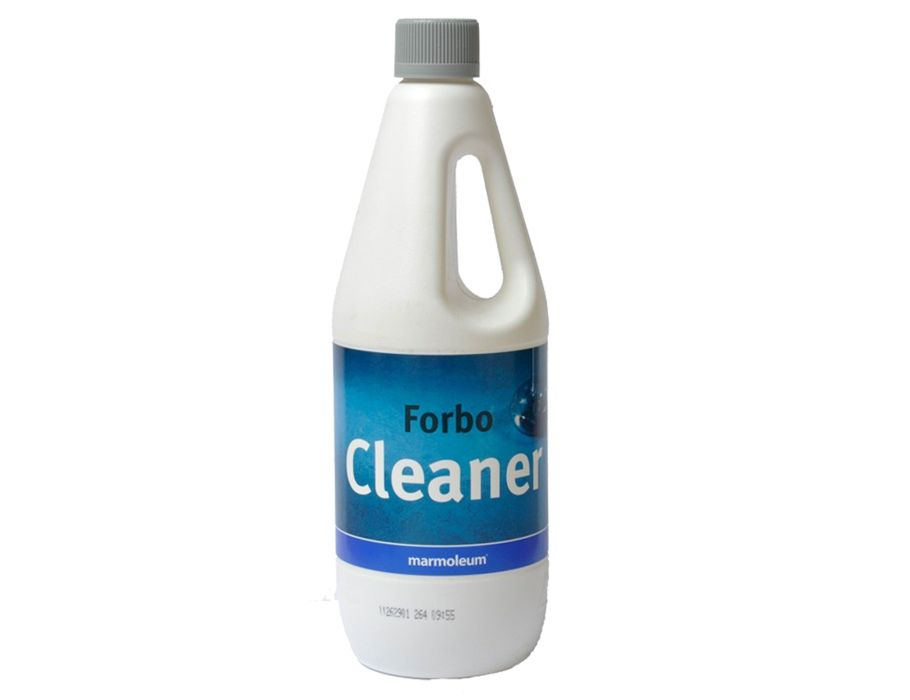Marmoleum cleaner