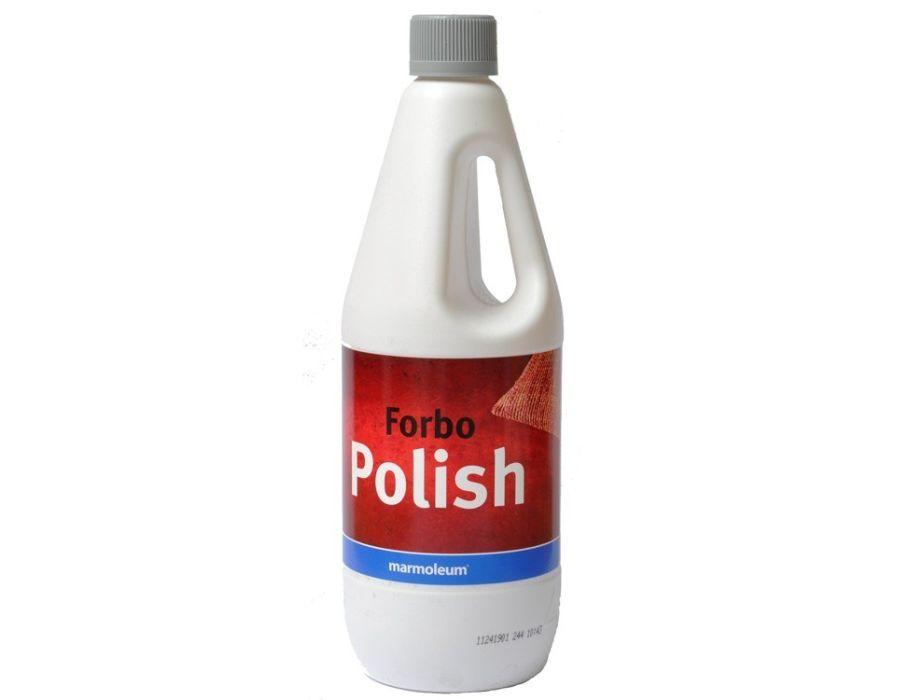 Marmoleum polish