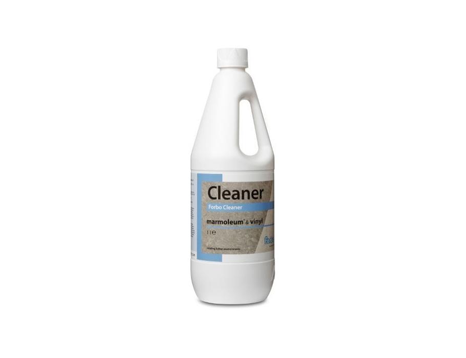 Marmoleum cleaner