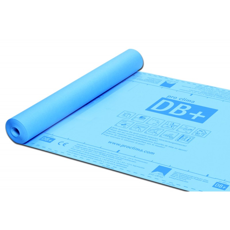 ProClima DB+ dampremmend Bouwpapier